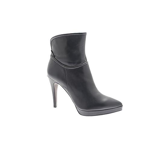 complementos TACON PIEL es BRUNO Amazon Zapatos NEGRO PREMI y BOTIN 40  qfvEB1Bx 7555e21b9e5