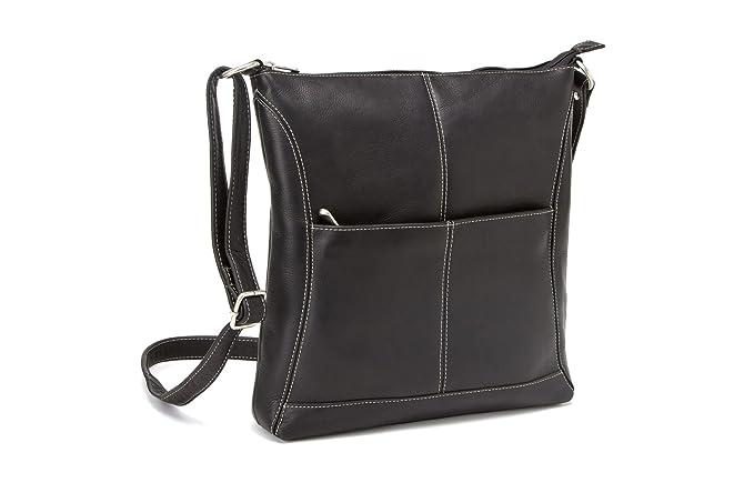 Amazon.com  Le Donne Easy Slip Crossbody Bag 4224b5ca7b455
