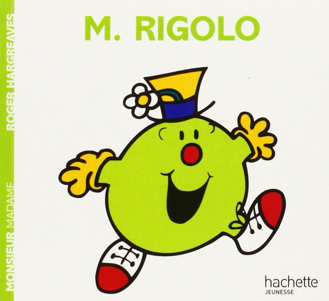 Monsieur Rigolo Monsieur Madame French Edition Roger