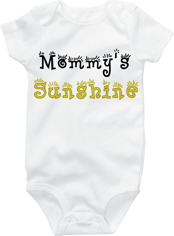 Be The Sunshine Custom Baby Cotton Bodysuits One-Piece