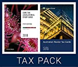 Cover of Core Student Tax Pack 1 2018