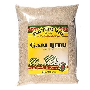 Ijebu Gari- Nigeria