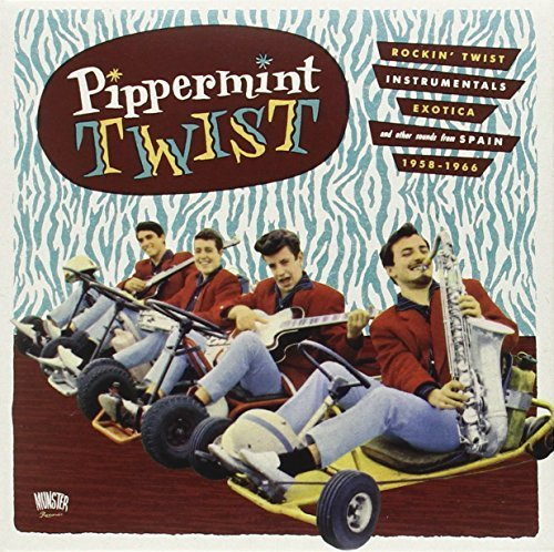 Pipperment Twist: Rockin Twist Instrumentals by Various Artists - Finder 02 Store