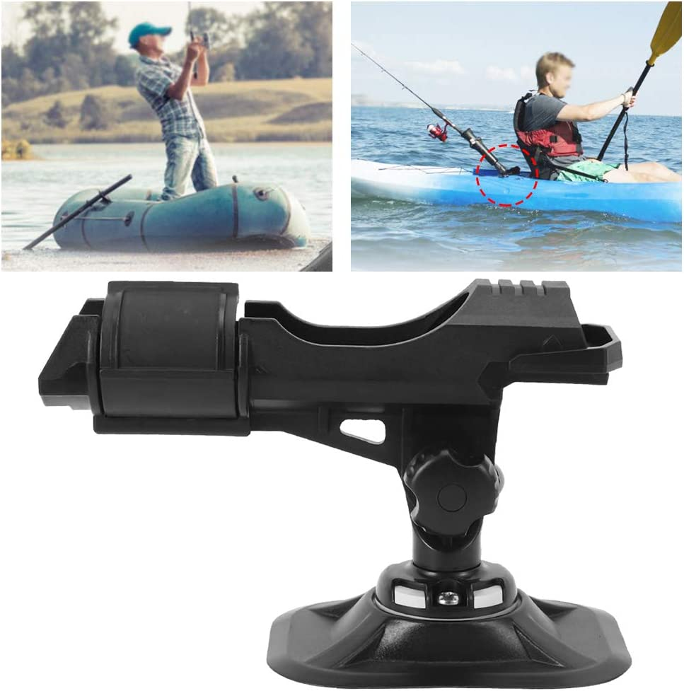 Anti‑Slip Kayak Accessories Fishing Rod Holder Adjustable Fishing Tackle for Boat