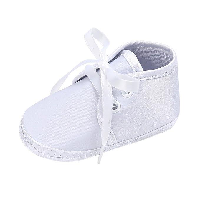 a62fe4dad SamMoSon Zapatillas Patucos para niños niñas Botas de Niño Invierno Zapatos  De Bebé Niña Niño Recién Nacido Cuna Zapatillas De Suela Blanda WH   3  ...