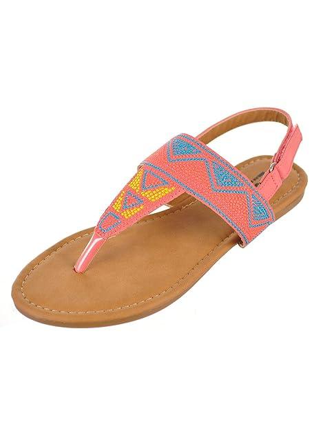 f98fb6ba693afd GC Shoes Girls  Sandals - pink