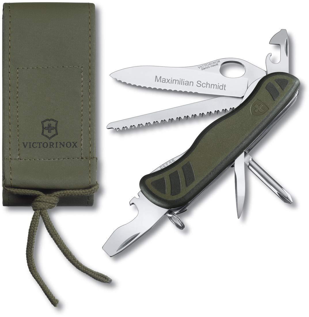 Juego de cuchillos Victorinox 0.8461. mwch, incl. Funda y ...