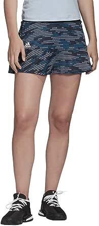 adidas Women's Tennis Camo Skirt Primeblue