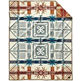 Pendleton Birch Path Wool Blanket, King