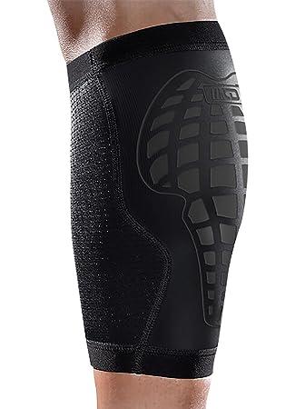 MLD – Espinilleras para hombre Mujer Deporte Corriendo Calcetines de compresión para bicicleta Baloncesto Bádminton etc