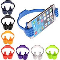 SNDIA OK Stand for Smartphones and Tablets - Color May Vary (Thumbs up)