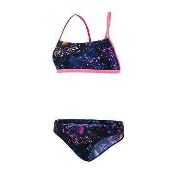 Speedo Women s s Cross Back Swimsuit  Amazon.co.uk  Sports   Outdoors 0c586ea572