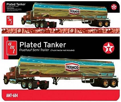 Amt AMT684 1/25 Fruehauf Tanker Texaco Truck