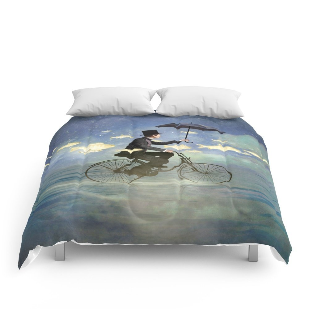 Society6 The Fellowship Comforters King: 104'' x 88''