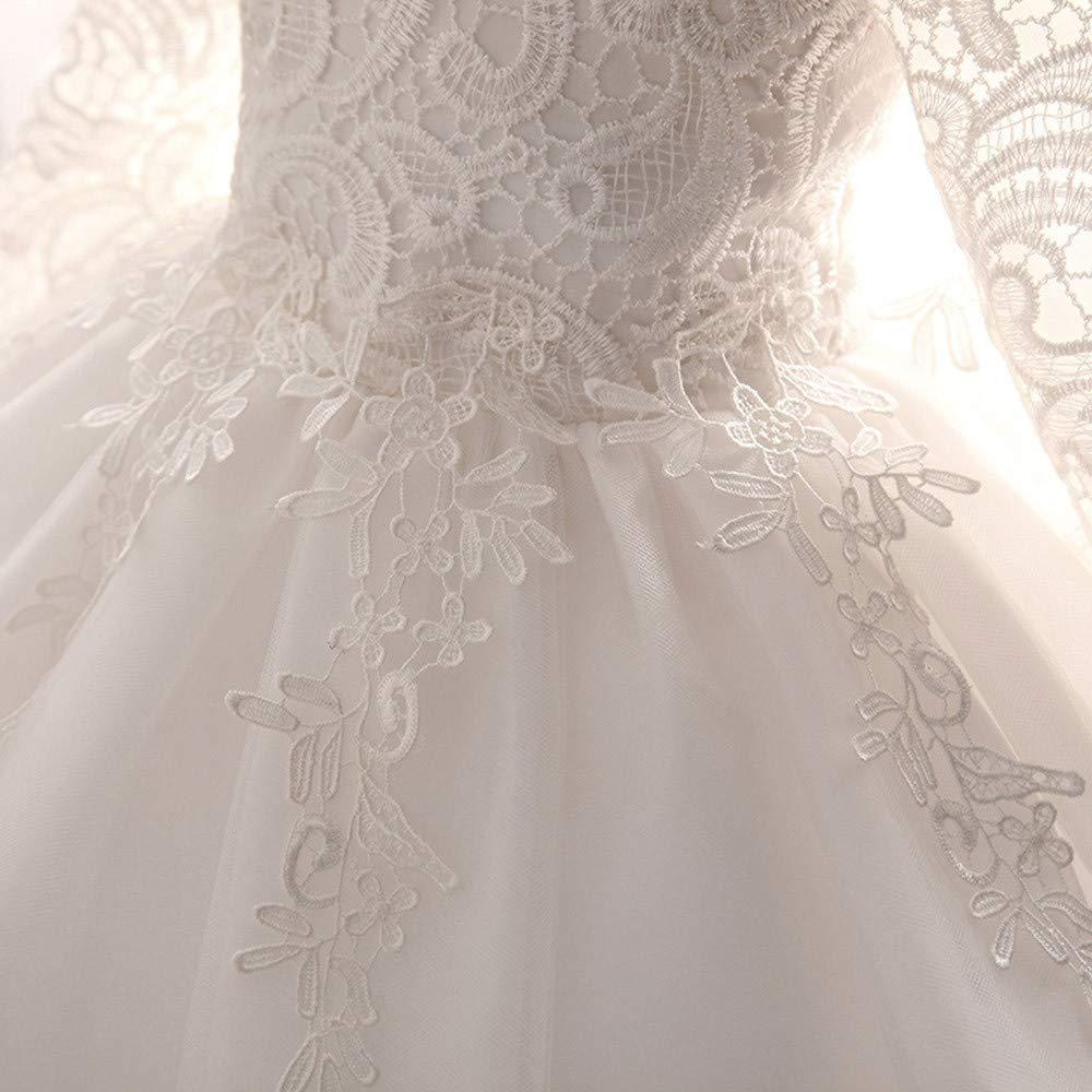 Blumen Baby M/ädchen Prinzessin Brautjungfer Pageant Kleid Geburtstag Party Hochzeitskleid Huhu833 Kinder Formelle Kleidung