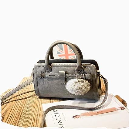 201b0b102db4 Amazon.com: Woman Handbags Trend Messenger Bag Korean Version Women ...
