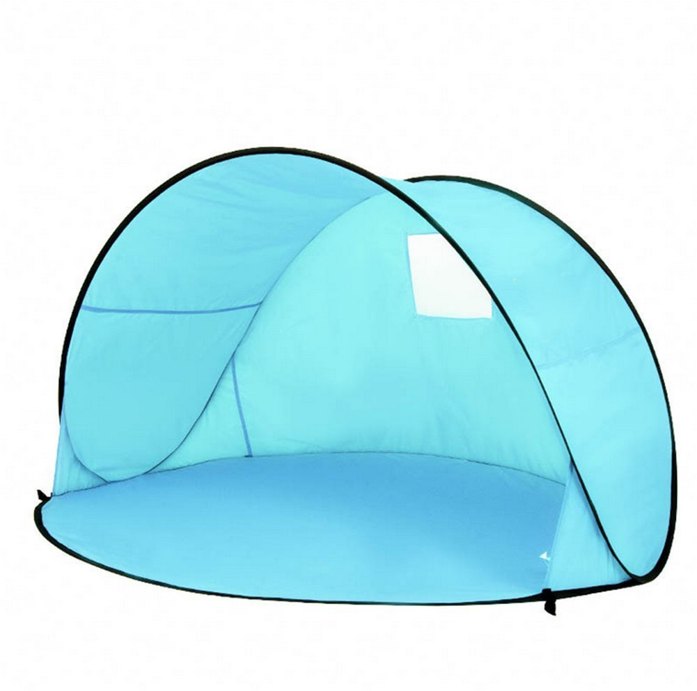 Fptcustom Automatische Strandzelt, Geschwindigkeit 2 Person Angeln Zelt öffnen Outdoor-Schutz-markise