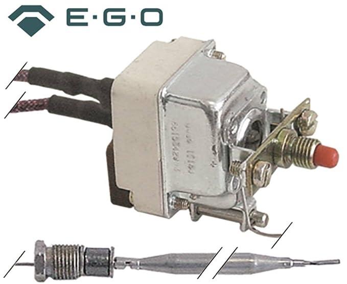 Seguridad Termostato EGO para horno, fritura Baron, giorik, Silko