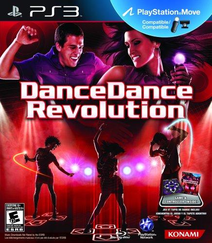 DanceDance Revolution PS3 (Video Game Revolution)