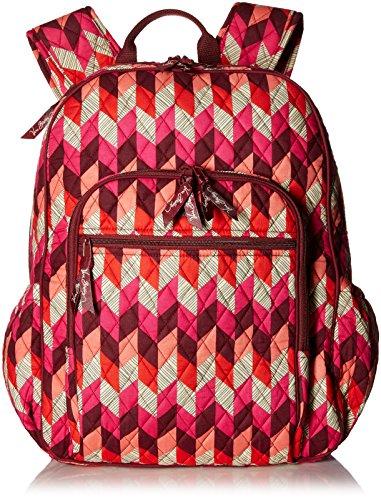 (Women's Campus Tech Backpack, Signature Cotton, Bohemian Chevron)
