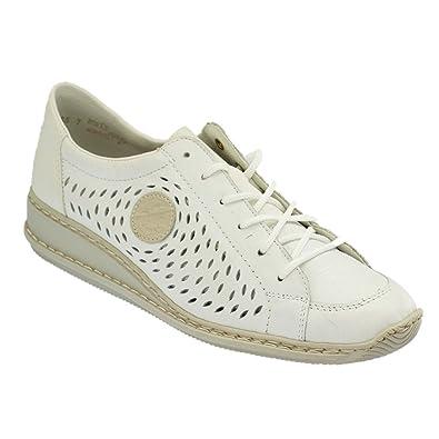 2240e5944 Rieker 44345-80 Doro women shoes Leather size EU 42: Amazon.co.uk ...