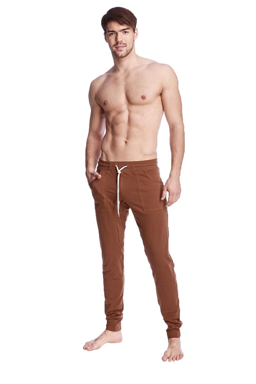 4-rth PANTS メンズ B00QPEK7B2 L|チョコレートブラウン チョコレートブラウン L