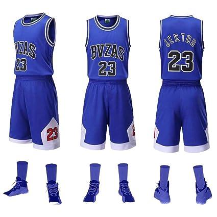 LHDDD NBA Baloncesto Uniformes Juego de Traje de Baloncesto ...