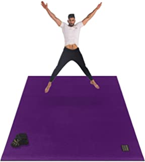 Amazon.com : GXMMAT Large Yoga Mat 6x8x7mm Extra Thick ...