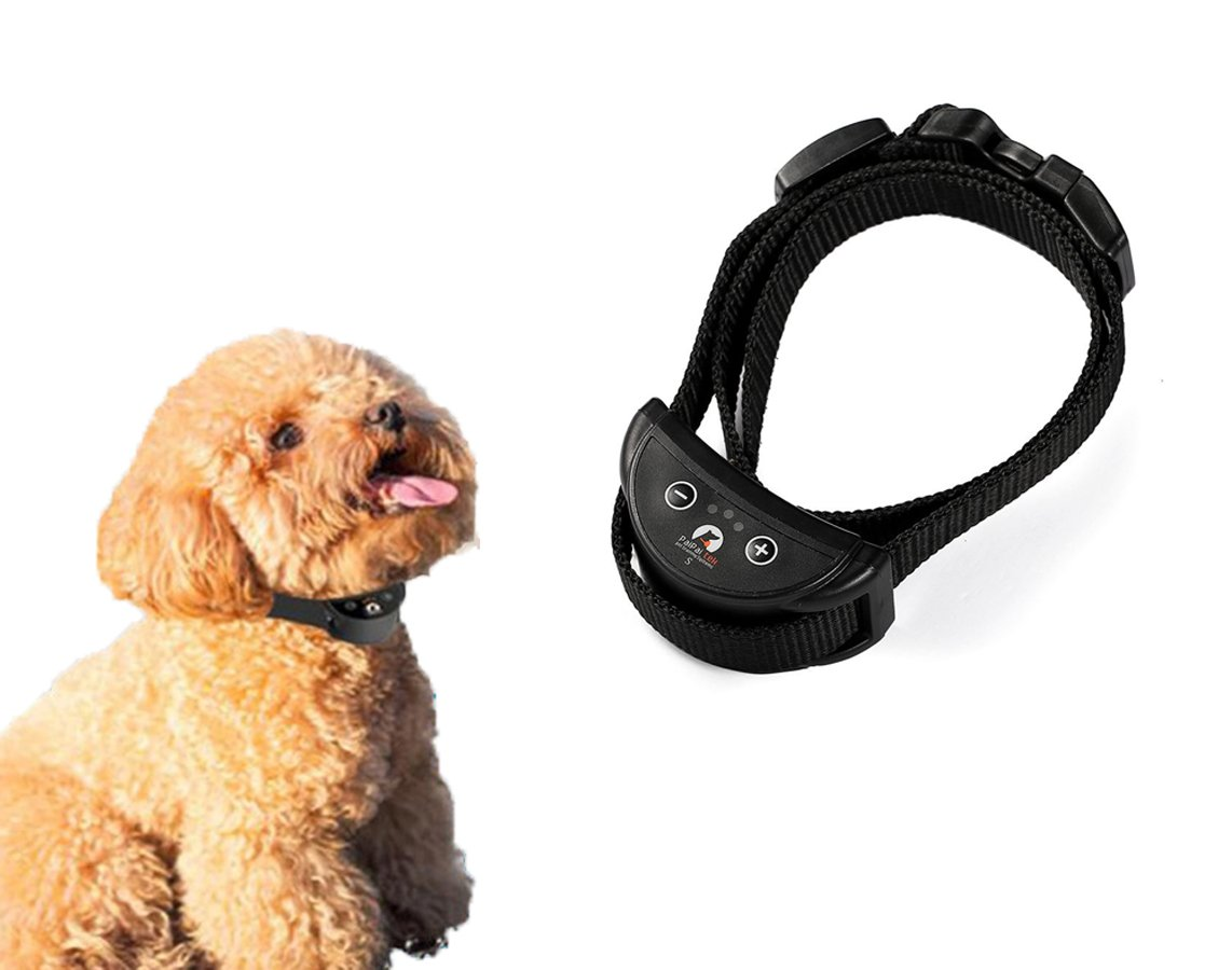 Moonvvin Anti Bark Dog Training Collar by No Bark Dog Collar   Humanely, Safely & Quickly Stops Dogs Barking   For Small, Medium & Large Dogs   One Size Fits All by Moonvvin (Image #6)