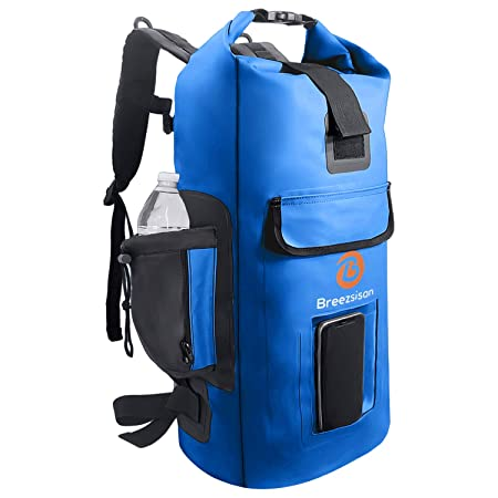 Amazon.com: Breezsisan DryBag - Mochila impermeable para ...