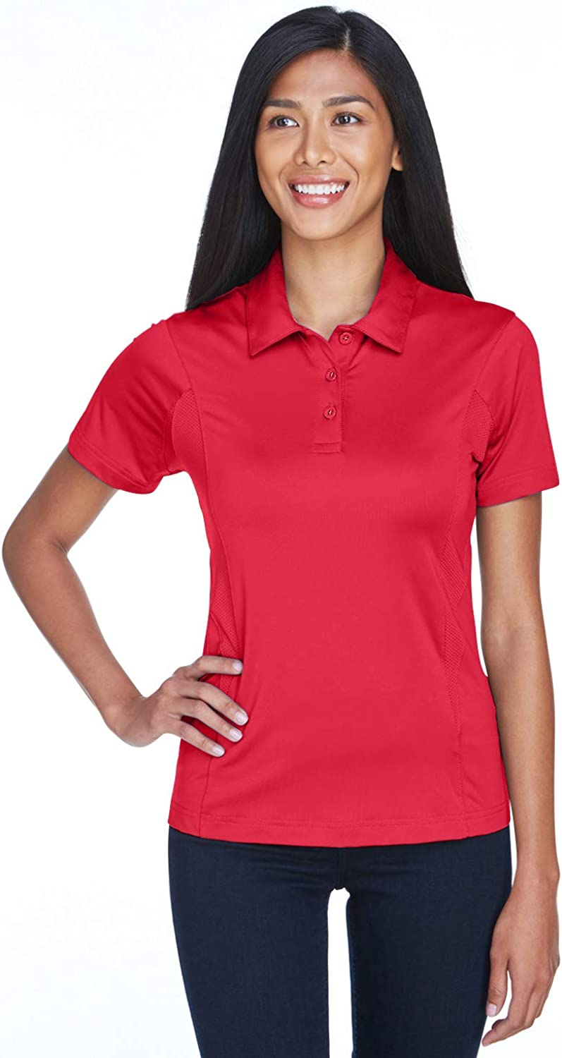 TT20W Team 365 Womens Charger Performance Polo