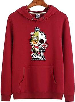 男性の十代の少女のためのヒップホップカップルクールパーカースウェットシャツ