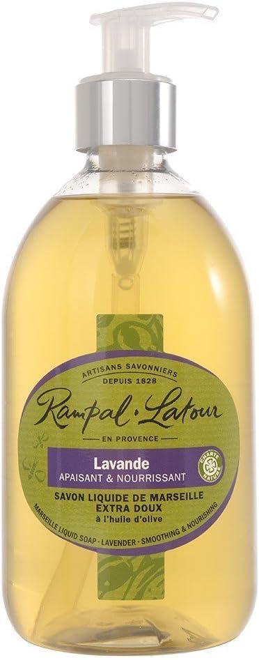 Rampal Latour desde 1828 – Jabón líquido de Marsella Extra suave ...