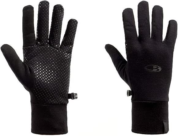 Icebreaker Merino Women's Sierra Gloves, Black, XL