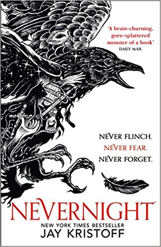 Image result for nevernight uk cover