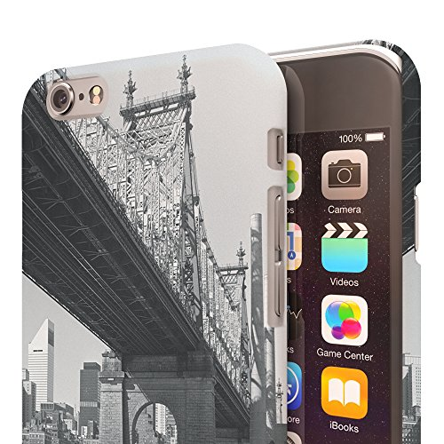 Koveru Back Cover Case for Apple iPhone 6 - Bridge