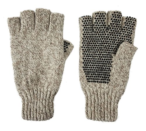 Bruceriver knitted Fingerless Gloves Thinsulate product image
