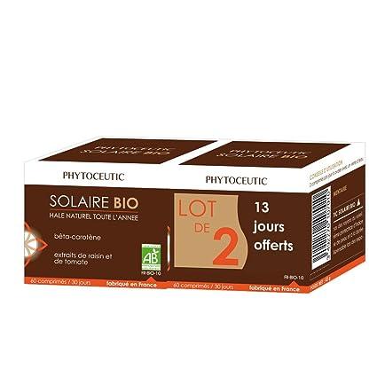 Phytoceutic Solar Bio Lote de 2 x 60 Comprimidos