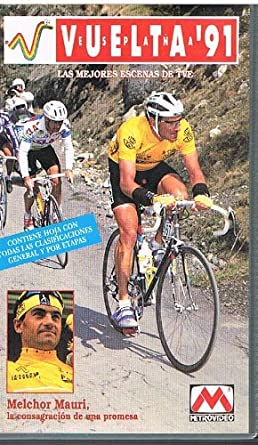 VUELTA ESPAÑA 1991: MELCHOR MAURI, CICLISMO A FONDO, METROVIDEO: Amazon.es: Amazon.es
