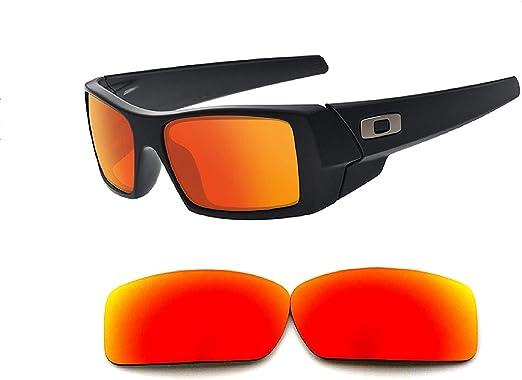 Galaxylense Hombre Lentes de Repuesto para Oakley Gascan Gafas de ...