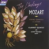Klarinettenquintett / Streichquartett 18