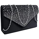 New Groupcow Ladies Evening Handbags Bridal Wedding Bag Handbag