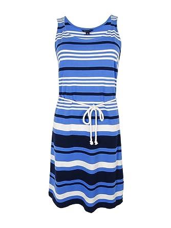 Stripe Jersey Tank Dress - Sales Up to -50% Tommy Hilfiger 652nvBTdD9