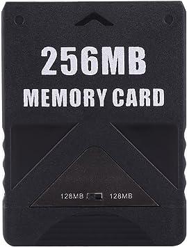 Fosa Playstation 2 Tarjeta de memoria, 8 m-256 m tarjeta memoria ...