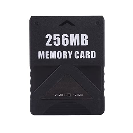 Tarjeta de Memoria PS2 8M-256MB de Almacenamiento de Alta ...