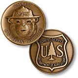 Smokey Bear Coin