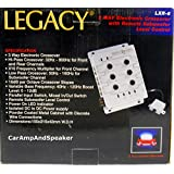 Legacy LXR6 3Way Electronic Crossover Network with Remote Subwoofer Level Control