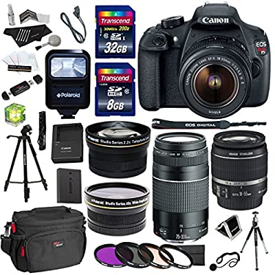 Canon EOS Rebel T5 Digital SLR Camera Body Variations