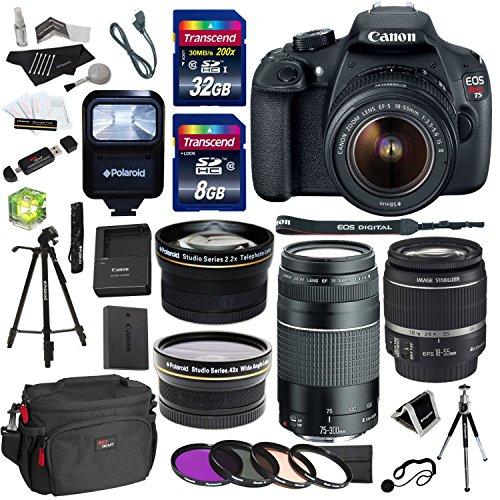 canon-eos-rebel-t5-digital-slr-camera-body-with-ef-s-18-55mm-is-ef-75-300mm-f-4-56-iii-polaroid-stud