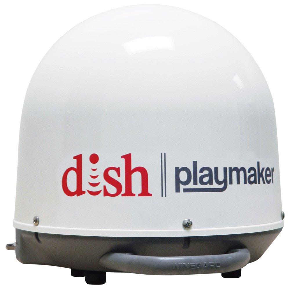 Winegard PA-1000 DISH Playmaker HD Portable Satellite Antenna (RV Portable Satellite Dish, Tailgating   Portable Satellite Antenna) by Winegard